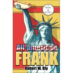 All-American Frank by Bob Bly Cover Image