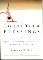 Count your Blessings by Bob Bly Cover Image