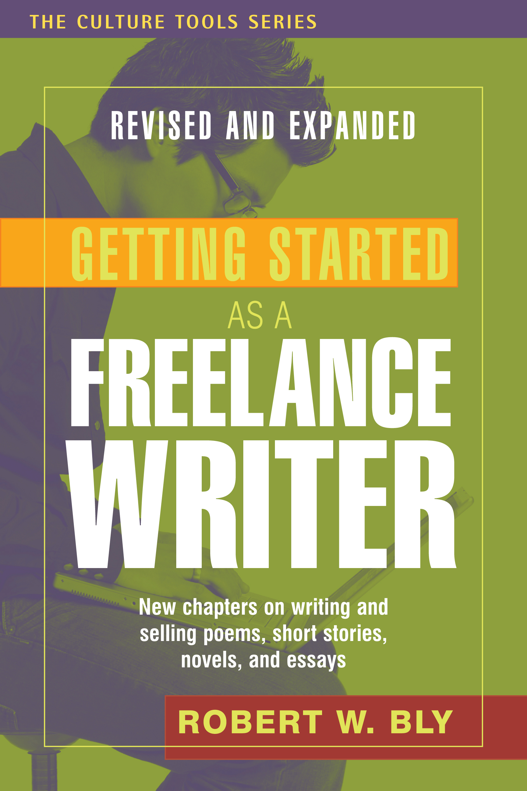 Getting Started as a Freelance Writer Cover Image