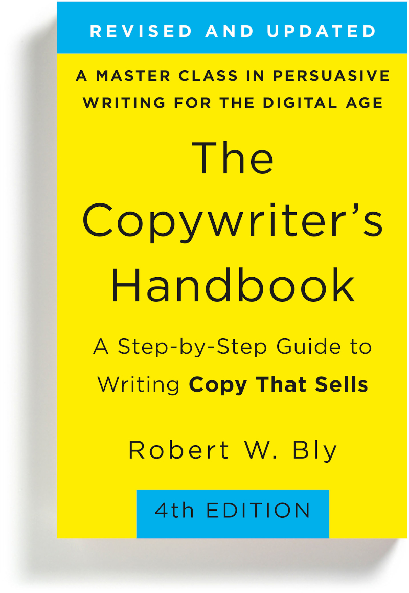 The Copywriters Handbook Cover Image
