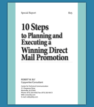 10 Steps to Planning and Executing a Winning Direct Mail Promotion